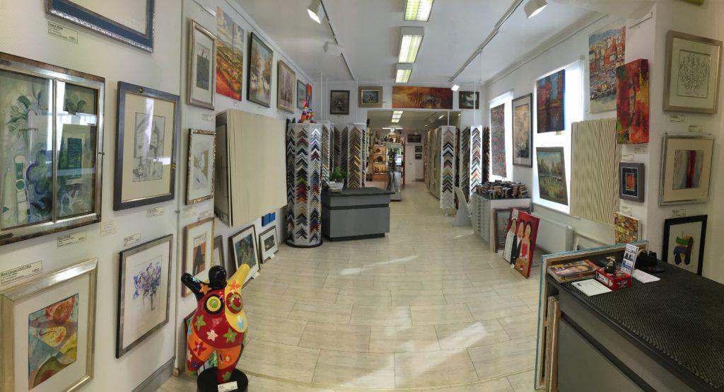 Galerie Mitte Slider