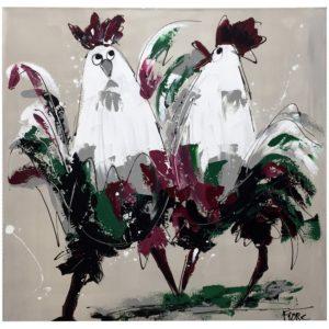 Fiore  – Hühner –