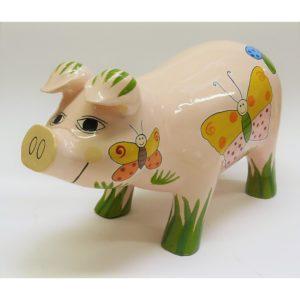 – Happy Pig –