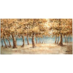 King  – Bäume am Fluß –